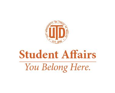 Student Affairs Tagline with Monogram