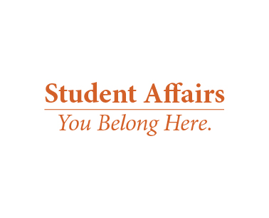 Student Affairs Tagline without Monogram